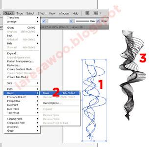 Cara Membuat Efek Asap Dengan Illustrator #1