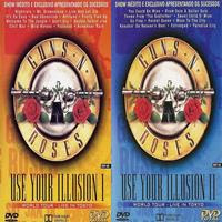 [1992] - Use Your Illusion World Tour - Live In Tokyo (2CDs)