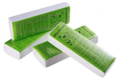 Kertas Waxing / Waxing Paper (Perontok Bulu)