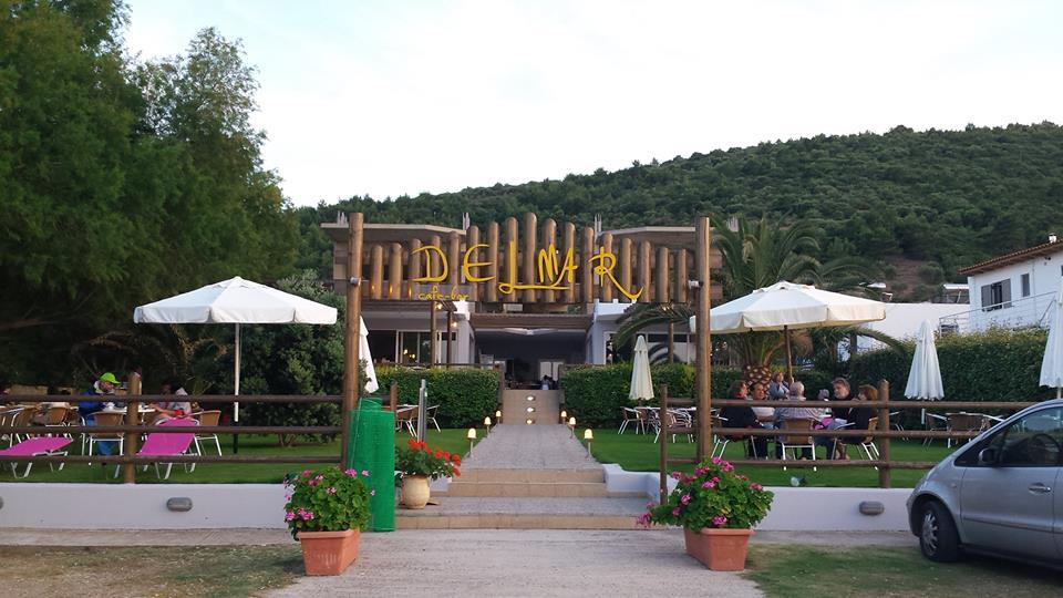 Del Mar Cafe-bar Παραλία Βαρνάβα