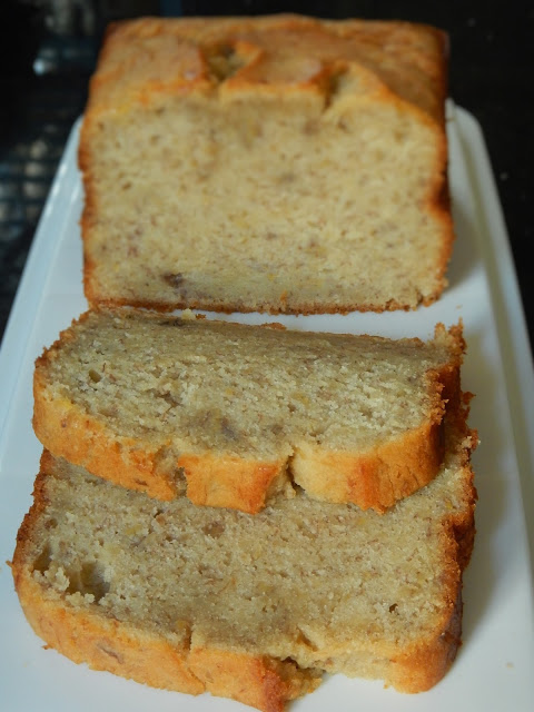 Banana Cake Recipe By Agnes Chang
