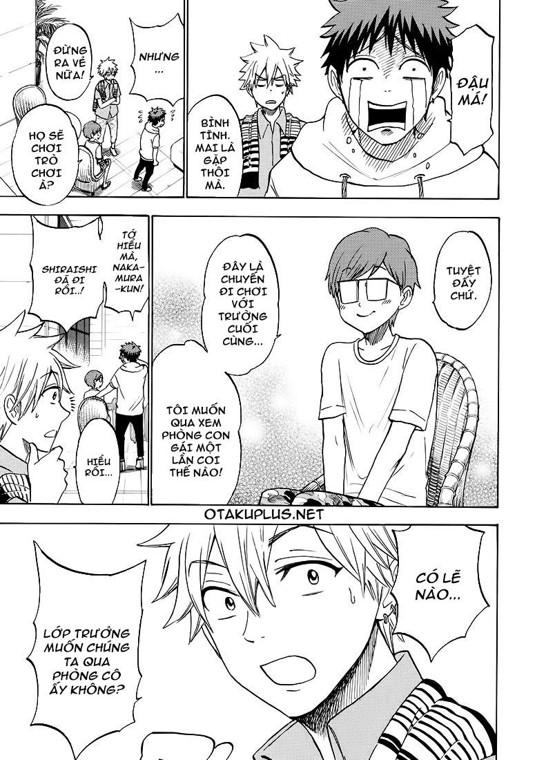 Yamada-kun to 7-nin no majo chap 200 Trang 22 - Mangak.info