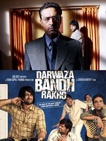 Darwaza Bandh Rakho 2006 DVDRip Download