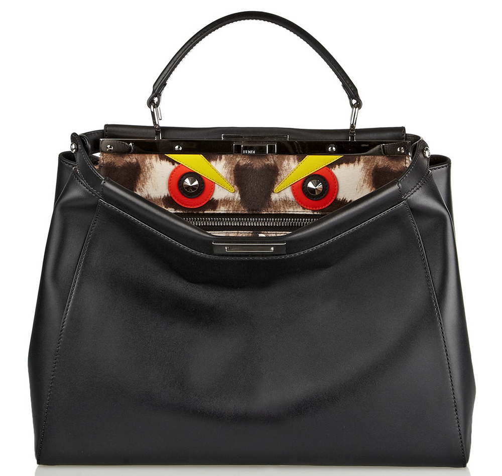 f8a38ad71513 The Fendi Peekaboo Bag has had a somewhat unusual trajectory. After its  debut in 2009