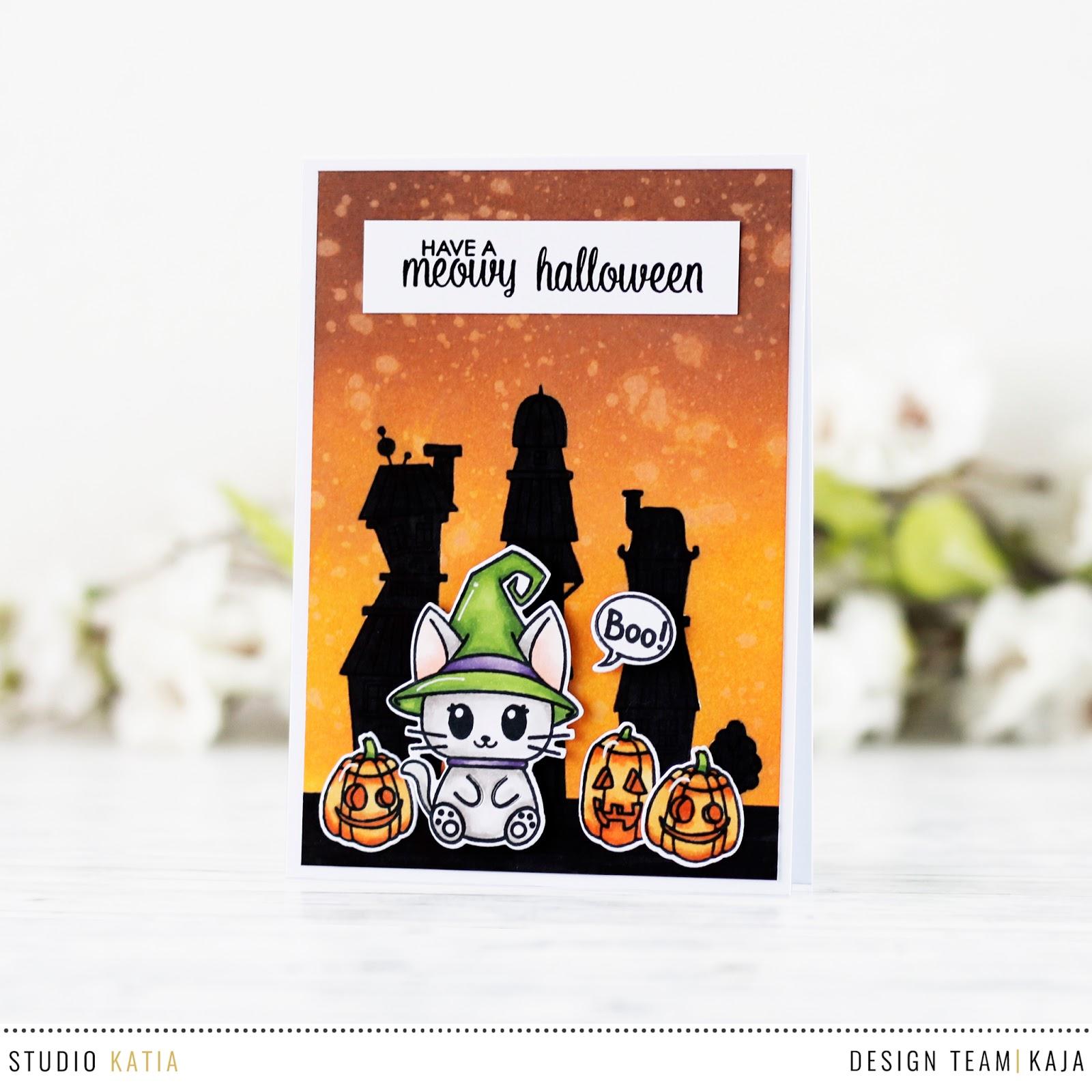 Spooky halloween | STUDIO KATIA