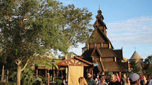 Norway Pavilion Epcot
