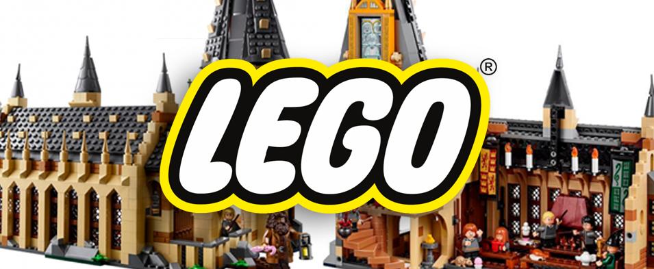 LEGO anuncia conjutos da saga Harry Potter e Animais Fantástcios para agosto.