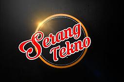 Ganti Domain www.serangtekno.com