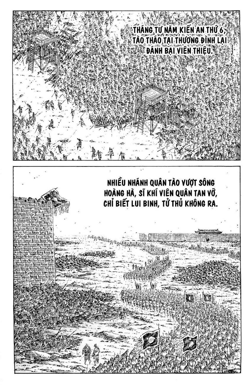 Hỏa phụng liêu nguyên Chương 356: Nhất khâu chi hạc [Remake] trang 17