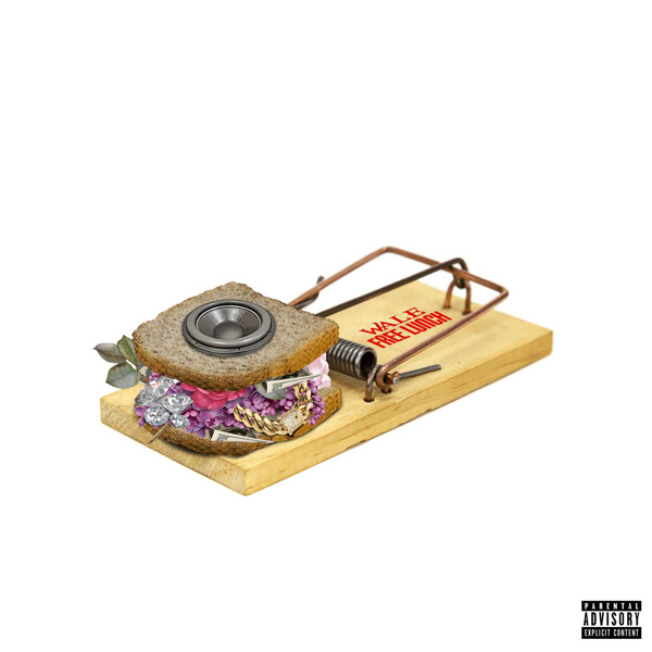 """New EP: Wale """"Free Lunch"""""""