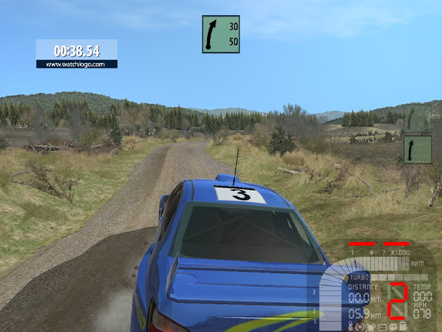 Richard Burns Rally PC Game Download Gameplay