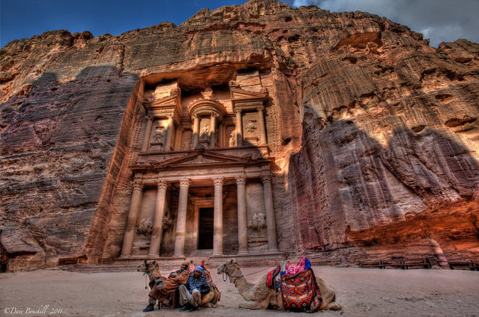Tour Muslim Jordan Jerussalem
