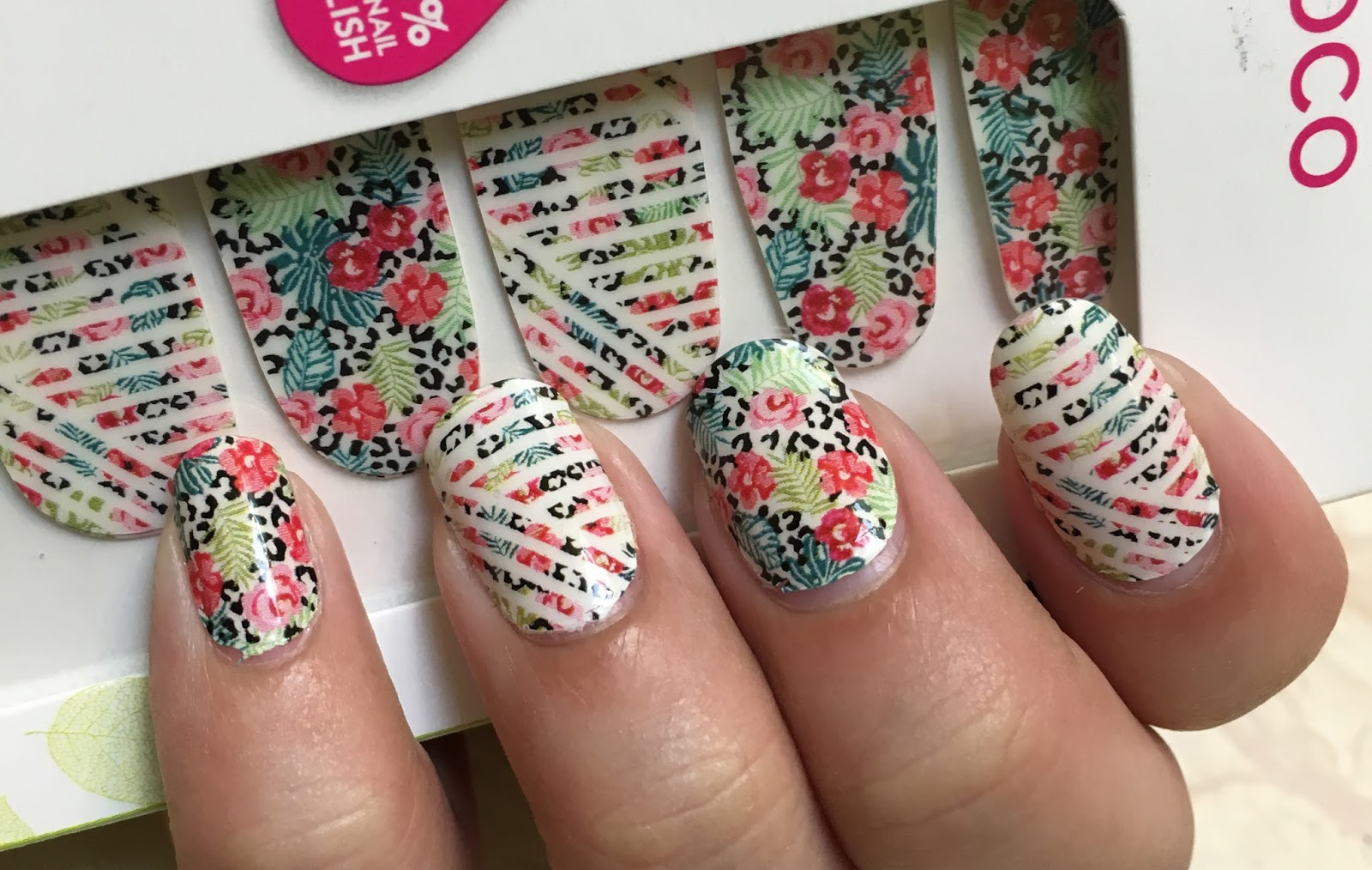 Lovelifeoutloud Nails Of The Week 91 Coconut Nail Art By Incoco In
