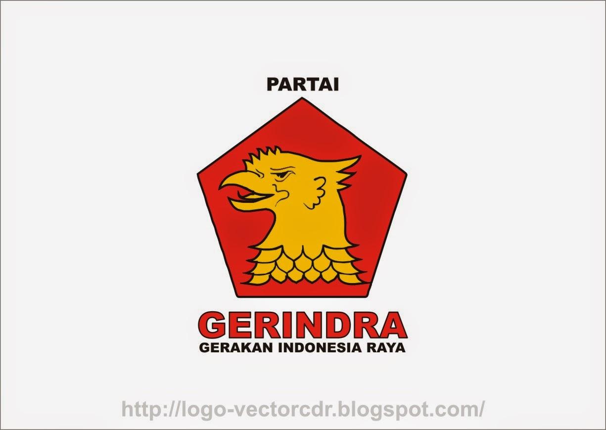 Partai Gerindra Logo Vector download free