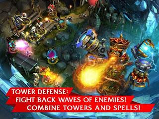 Defenders: TD Origins Apk v1.8.60683 Mod (Infinite Gold Stars/Silver Coins)1