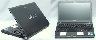Laptop Gaming Sony Vaio VPCS117GG Bekas