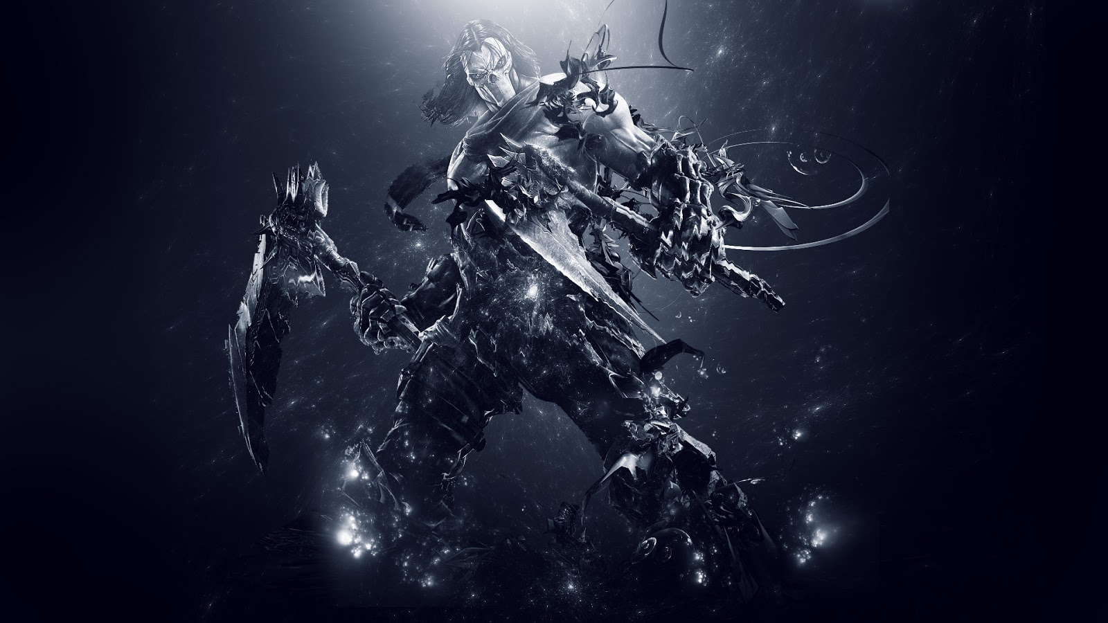 Darksiders 2 Video Game Wallpaper E Fotos Em HD
