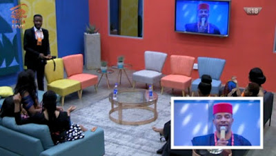 #BBNaija: Nigerians are not happy with the new Big Brother`s voice