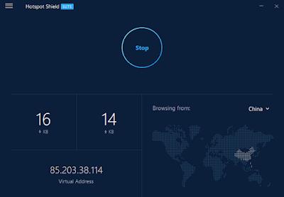 Hotspot Shield VPN Elite 7.20.8