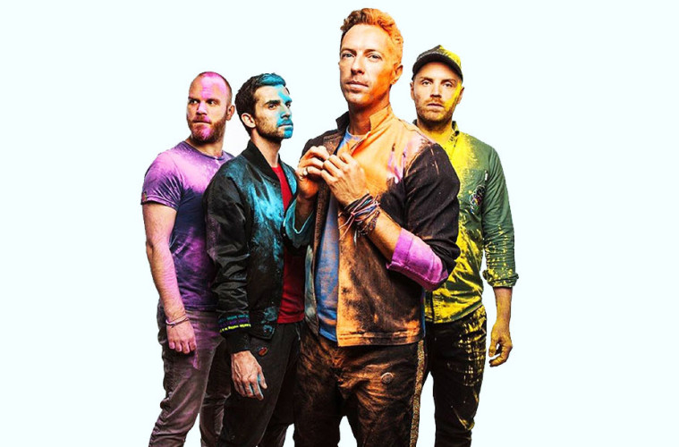Lirik Lagu Hymn For The Weekend Coldplay