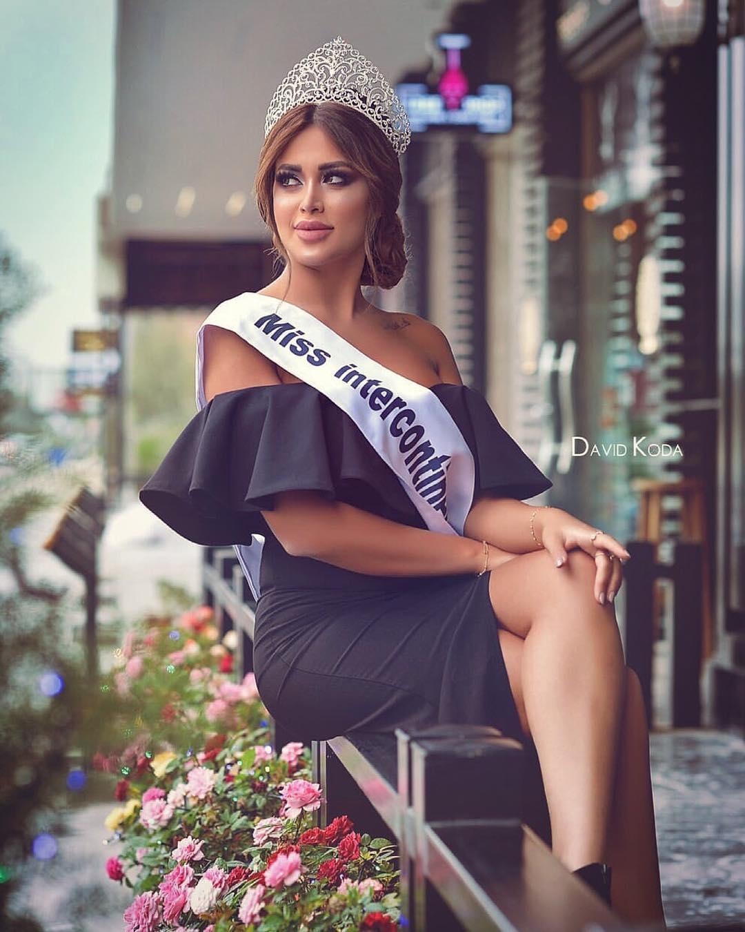 """اليان زغيب تمثل لبنان في  في مسابقة """"Miss Intercontinental"""""""