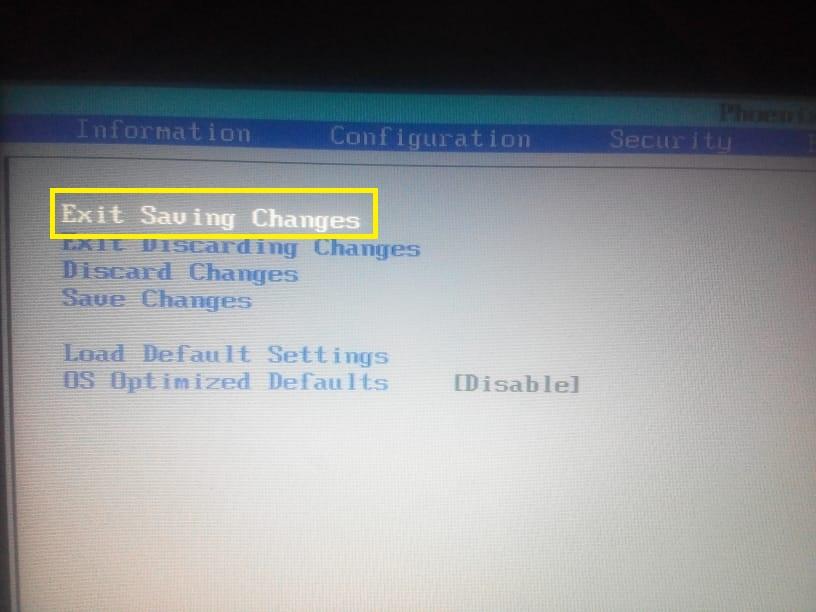 Cara Instal Phoenix OS ROC Di Partisi EXT4 Untuk Bios UEFI