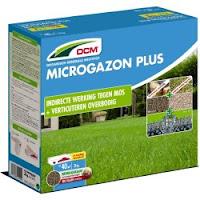 bestel microgazon plus