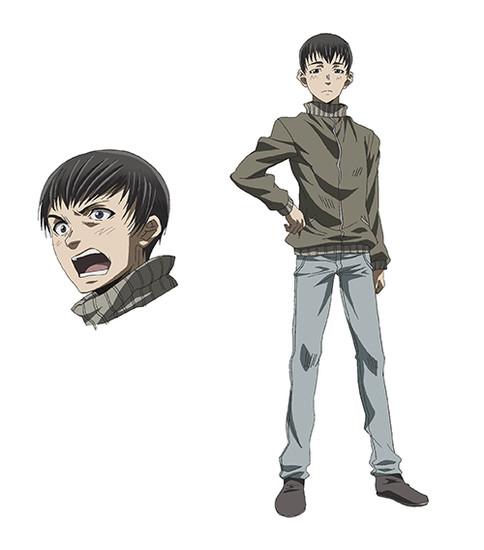 Yuuki Kaji será Tamuro