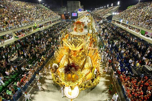 Cultural Tour & Travel: History of Carnival in Rio De Janeiro