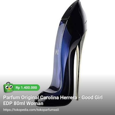 toko parfum asli parfum original carolina herrera good girl edp 80ml woman