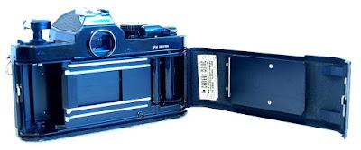 Nikon FM (Black) Body #934