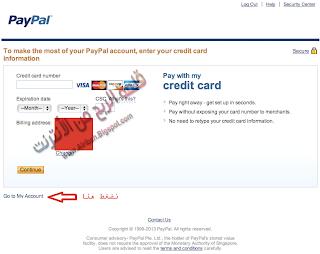 الشرح الوافي لبنك Payoneer وبنك Paypal بكل خصائصهما ومميزاتهما 2014