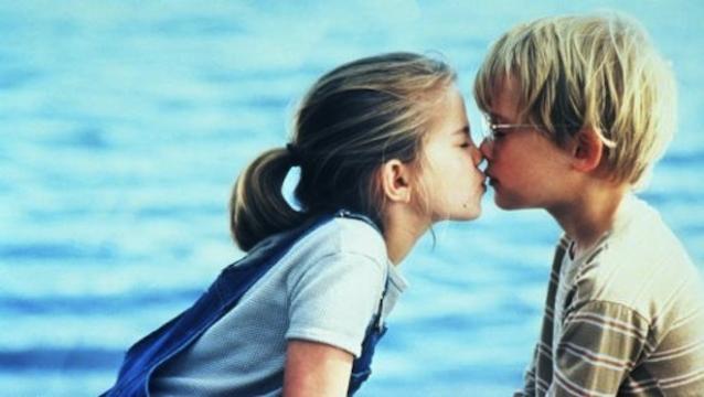 primer beso, san valentín, frases de amor