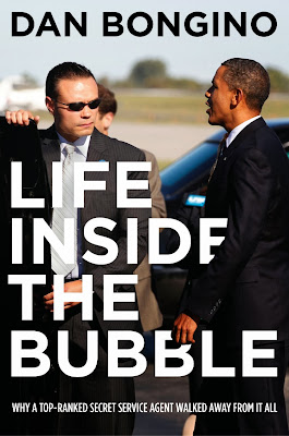 Life Inside the Bubble by Dan Bongino – Book Cover