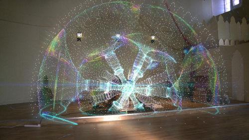 Los hologramas tienen el potencial de revolucionar la proyección de imágenes científicas.