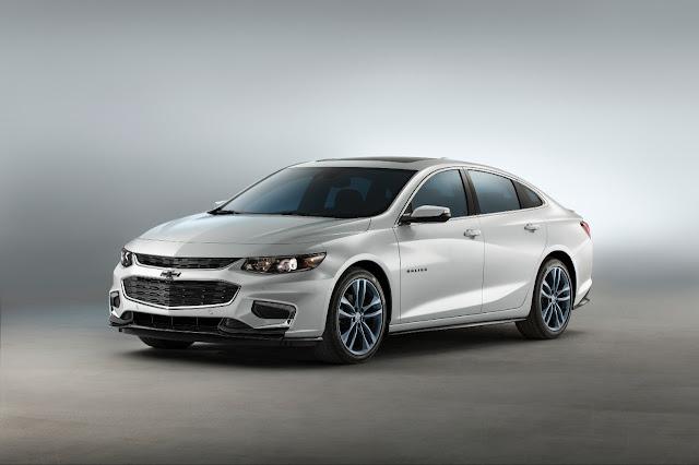 Chevrolet Blue Line Concept Models