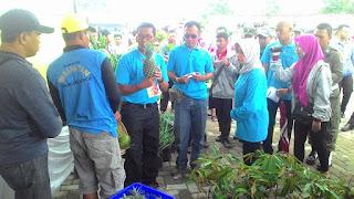 Festival Buah Lokal Di Kediri
