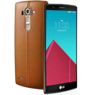 Hp Android LG Koneksi 4G LTE LG G4