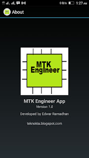 MTK Engineer App is already available on Google Play Store