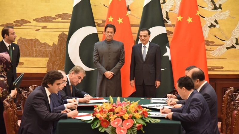 Pakistan China ink 15 agreements & MoUs in various sectors