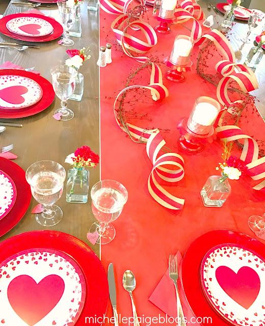 Love Party decor