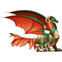 Dragon Celte
