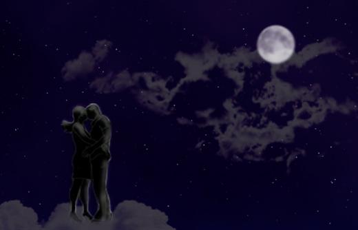 Citas exitosas para Luna llena