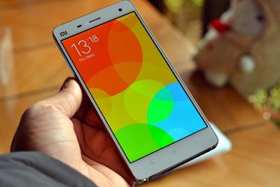 o dau ban Xiaomi Mi4 gia tot