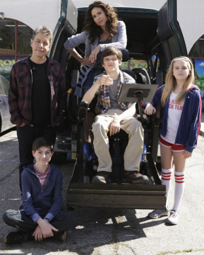 "Review of the TV show ""Speechless"""