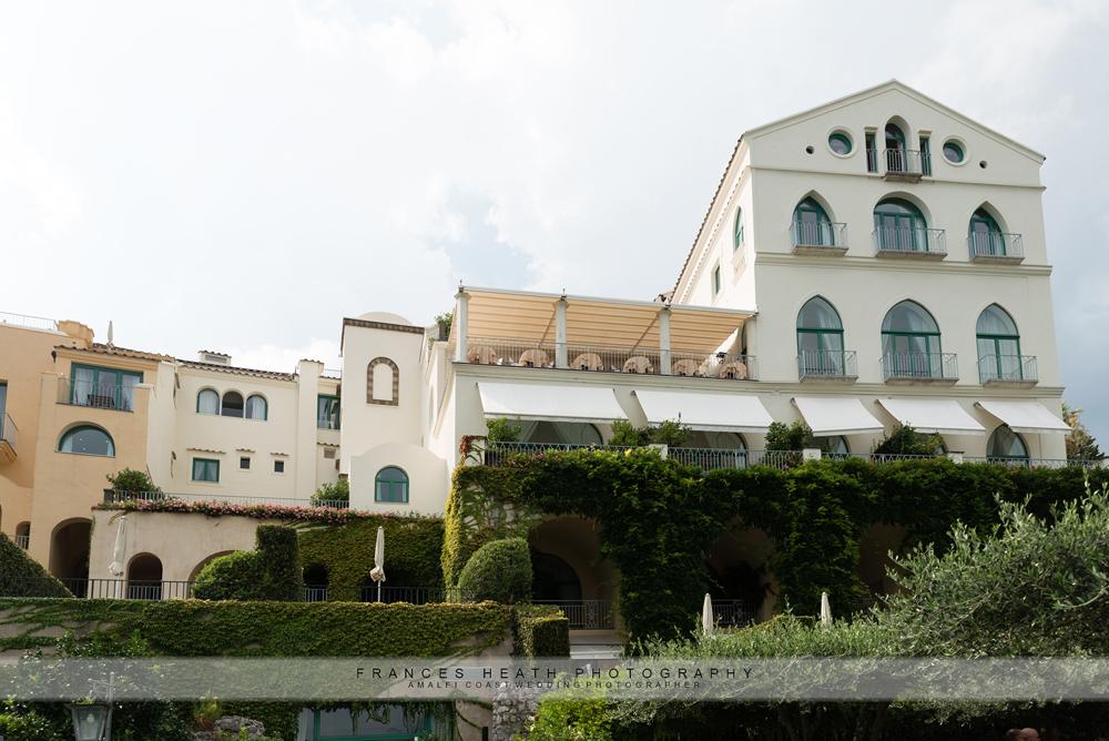 Hotel Caruso