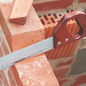 Brick Laminate Picture Brick Hand Saw