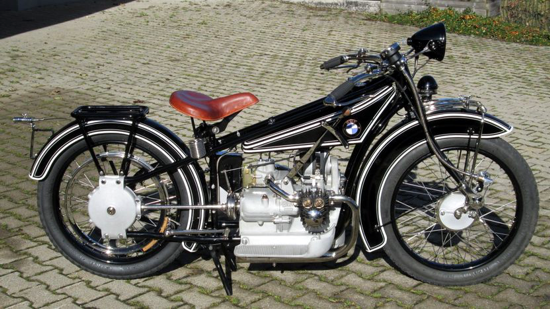 BMW R32 right