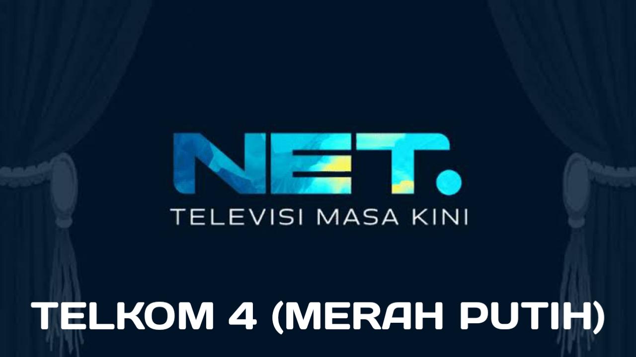 Frekuensi NET Terbaru di Telkom 4