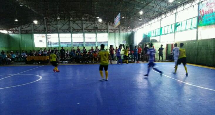Skor 7-2, Tim Futsal Sinjai Tumbangka Bantaeng